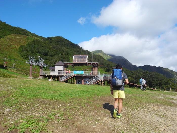 9.13-14 谷川岳で寝るハイク day1_b0219778_2131612.jpg