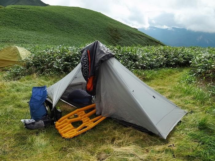 9.13-14 谷川岳で寝るハイク day1_b0219778_21461418.jpg