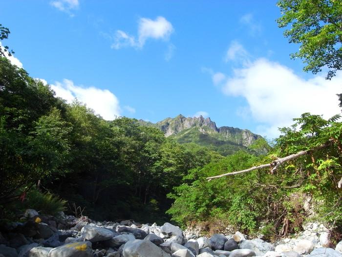 9.13-14 谷川岳で寝るハイク day2_b0219778_23313895.jpg