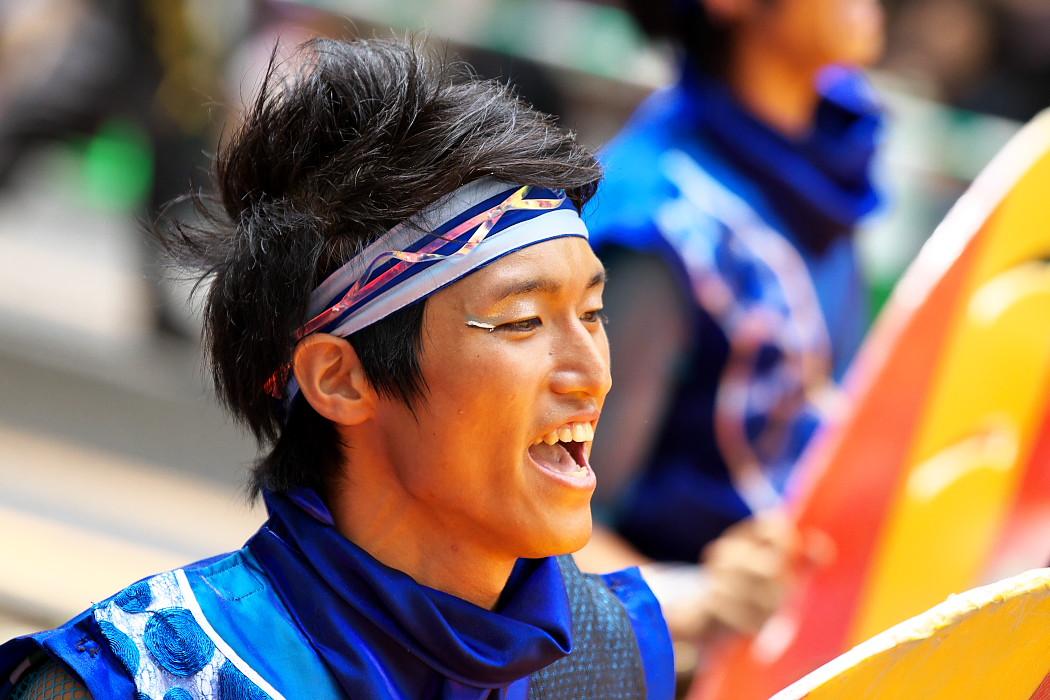 日本福祉大学 夢人党@第16回にっぽんど真ん中祭り_c0187584_2230235.jpg