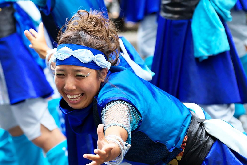 日本福祉大学 夢人党@第16回にっぽんど真ん中祭り_c0187584_22303547.jpg