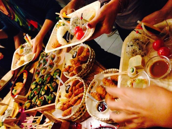 Cena Giapponese ✿ 和食ディナーのレポ_b0246303_00115751.jpg