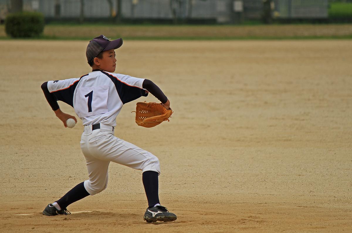 熊本市小中学生軟式野球大会。_b0044115_10504376.jpg