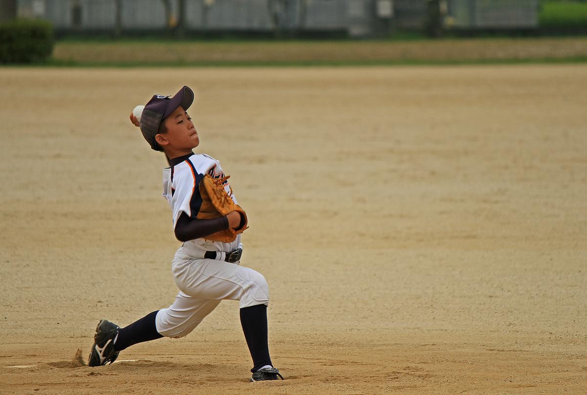 熊本市小中学生軟式野球大会。_b0044115_10512491.jpg
