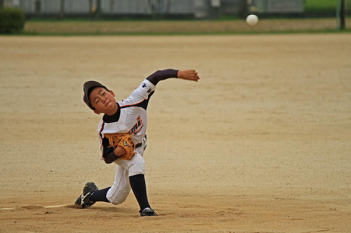 熊本市小中学生軟式野球大会。_b0044115_1052338.jpg