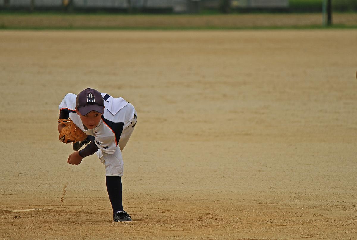 熊本市小中学生軟式野球大会。_b0044115_10525024.jpg