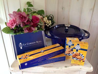 ル・コルドン・ブルーの素敵なココットが届きました!_f0215324_12181137.jpg