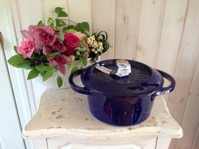 ル・コルドン・ブルーの素敵なココットが届きました!_f0215324_12252264.jpg