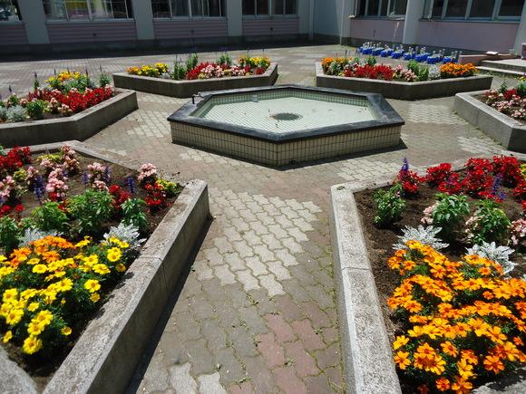 第22回 学校花壇コンクール受賞校をご紹介します_e0145841_11585974.jpg