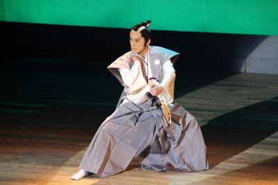 下町かぶき組 座長花形祭り公演_f0079071_14291827.jpg