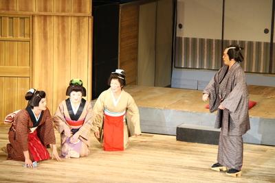 下町かぶき組 座長花形祭り公演_f0079071_1430377.jpg