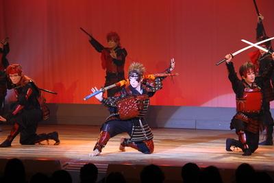 下町かぶき組 座長花形祭り公演_f0079071_14401013.jpg