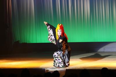 下町かぶき組 座長花形祭り公演_f0079071_1442567.jpg