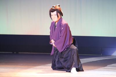 下町かぶき組 座長花形祭り公演_f0079071_14431788.jpg