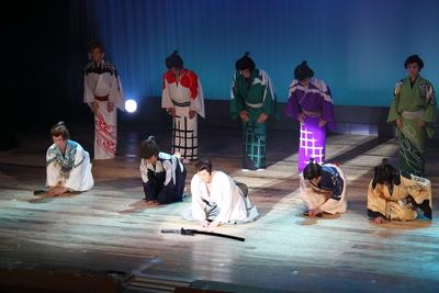 下町かぶき組 座長花形祭り公演_f0079071_14445217.jpg