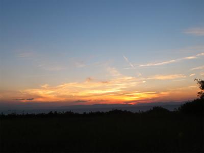 秋の夕日 (2)_f0059988_23212716.jpg