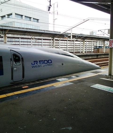 新幹線500系プラレール列車~ああ、あの時の!_b0081121_7414199.jpg