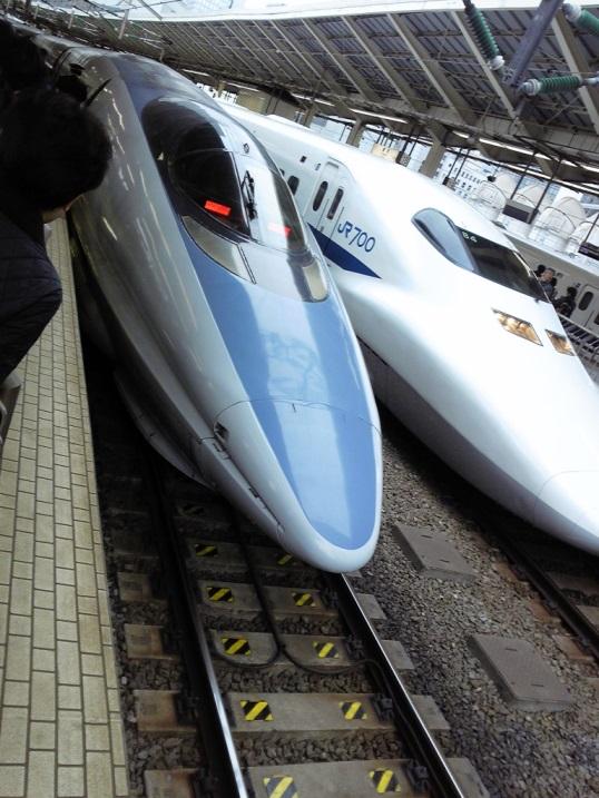 新幹線500系プラレール列車~ああ、あの時の!_b0081121_7415519.jpg