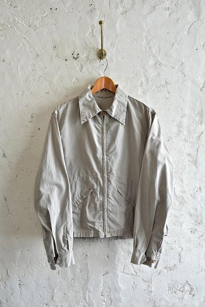 U.S. vintage drizzler jacket_f0226051_16213990.jpg