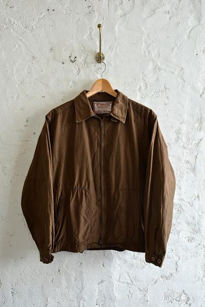 U.S. vintage drizzler jacket_f0226051_1626031.jpg