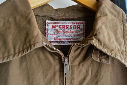 U.S. vintage drizzler jacket_f0226051_16262296.jpg
