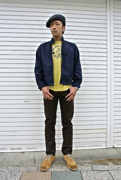 U.S. vintage drizzler jacket snaps_f0226051_2128366.jpg