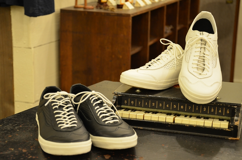 Chausser(ショセ) のレザースニーカーを履いてみました✿*。_a0256162_15450673.jpg
