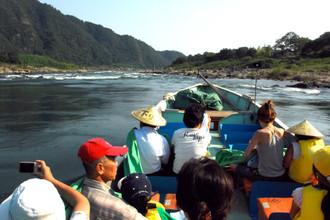 天竜川・犬山ライン下り_c0330563_16165662.jpg