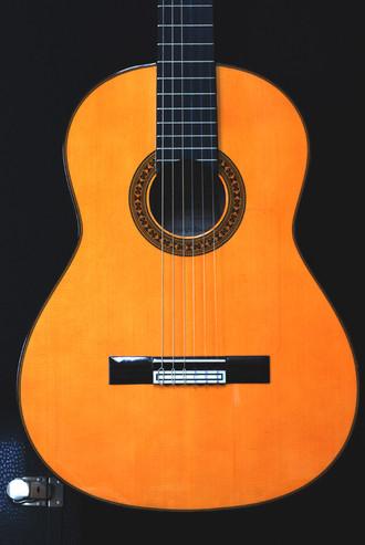 白フラメンコギターの弦長・・・650ミリ&660ミリどちらを選ぶ?_c0330563_16191369.jpg