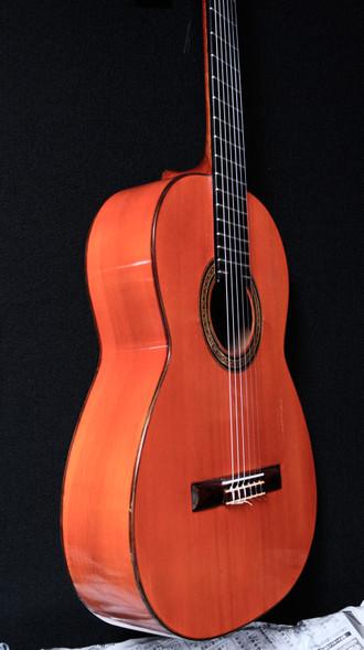 1954年コンデエルマーノスフラメンコギターの音質調整_c0330563_16241817.jpg