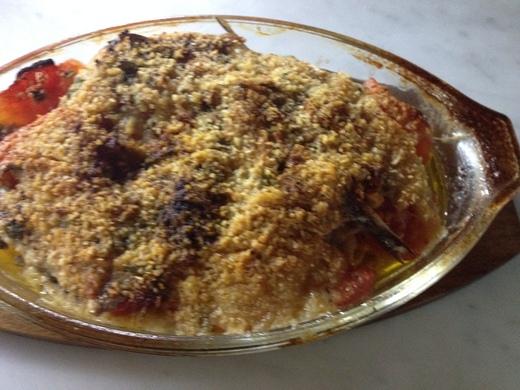 アリーチのオーブン焼き_a0136671_3185732.jpg
