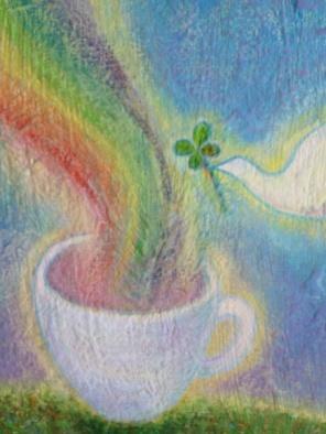 * 「ほっと 一息 幸せの虹」  オーダー品 2014 *_e0290872_223982.jpg