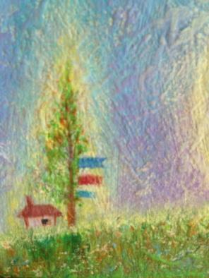 * 「ほっと 一息 幸せの虹」  オーダー品 2014 *_e0290872_2274266.jpg