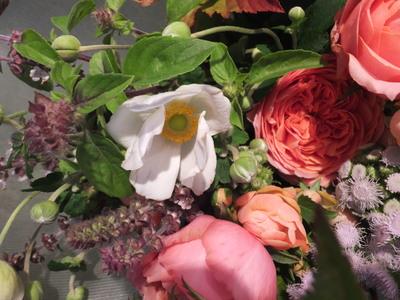 オークリーフ花の教室(落合さんの作品)_f0049672_18164815.jpg
