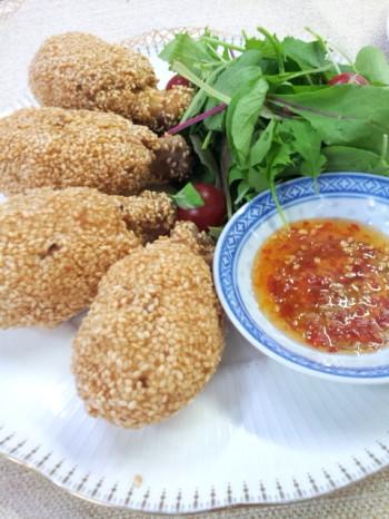 ◆お料理教室2・・元町の水曜市_e0154682_18533416.jpg