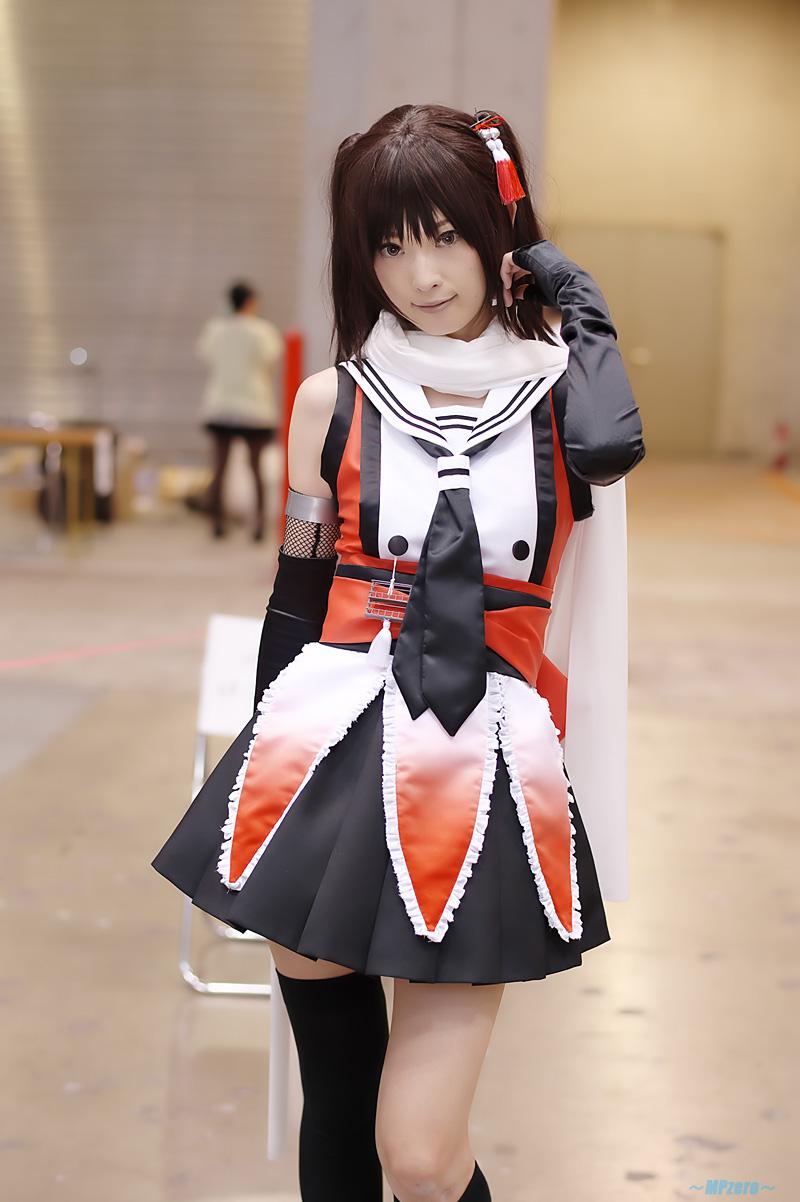 アゲハ さん [Ageha] 2014/09/14 ビッグサイト(Tokyo Big Sight)_f0130741_182382.jpg