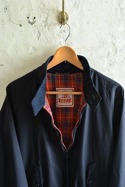 Baracuta G9 jacket_f0226051_14592741.jpg