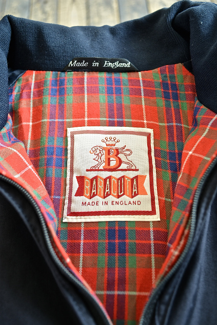 Baracuta G9 jacket_f0226051_1554242.jpg
