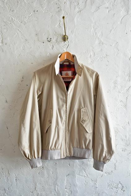 Baracuta G9 jacket_f0226051_1572356.jpg