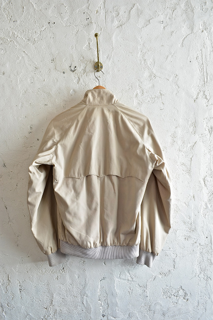 Baracuta G9 jacket_f0226051_1573626.jpg