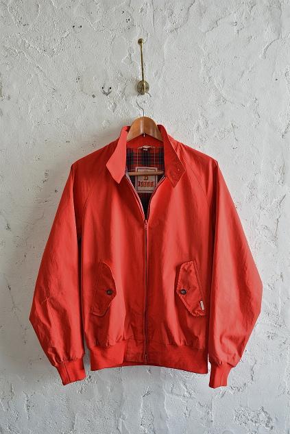 Baracuta G9 jacket_f0226051_1581112.jpg
