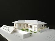 """""""平屋の心地いい家""""の模型をホームページに記載しました_d0082356_13574889.jpg"""