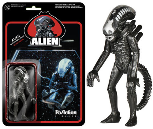 3.75-Inch ReAction Figures Metallic Alien_e0118156_23165218.jpg
