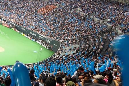 札幌ドームにて稲葉選手を見納め_b0106766_23302062.jpg