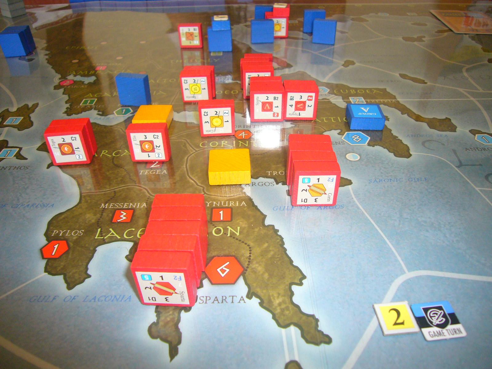 GMT)Hellenes 紀元前431年から開...