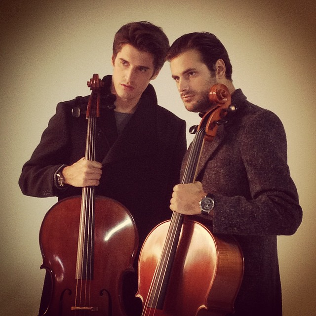 ジュネーブで写真撮影 Photoshoot in Geneva #2CELLOS _b0064176_2262065.jpg