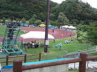 小学校陸上記録会_b0219993_17464338.jpg