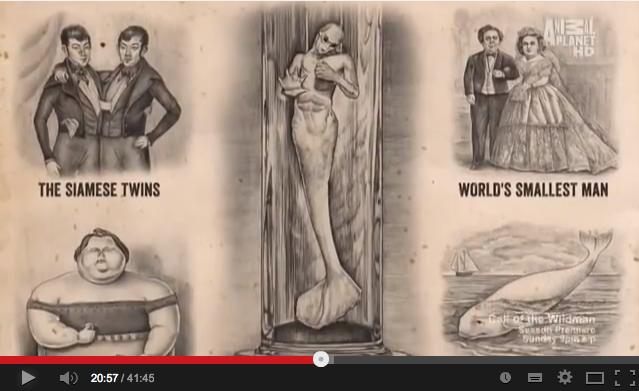 人魚の新たなる証拠「Mermaid New Evidence」3:ネアンデルタール人が海底原人化した説!?_e0171614_8445490.png