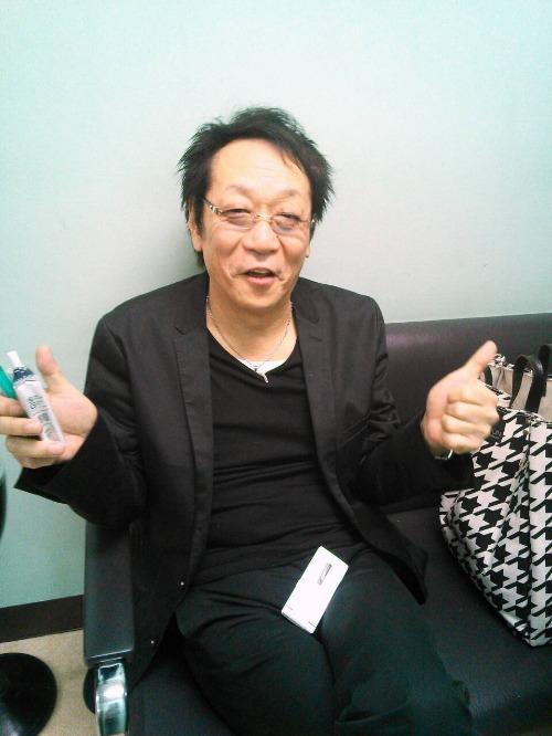 エアガヤ上手の堀内賢雄さん_a0163623_0231850.jpg