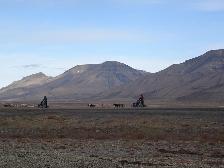 Svalbard(スヴァールバル諸島)ハイキング_e0182138_19101649.jpg